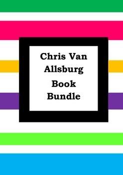 CHRIS VAN ALLSBURG BOOK BUNDLE - Worksheets - Picture Book