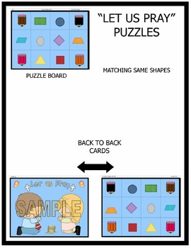 CHRISTIAN PUZZLES