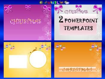 Winter Activities - Editable Templates