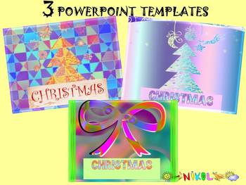 Winter Activities -3  Editable Powerpoint templates - Winter themes
