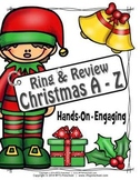 CHRISTMAS A TO Z (RING & REVIEW)