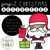 CHRISTMAS ACTIVITY BUNDLE K-2