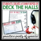 CHRISTMAS ACTIVITY: DECK THE HALLS HOLIDAY SONG REMIX