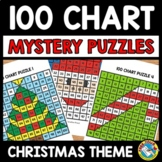 CHRISTMAS ACTIVITY KINDERGARTEN, 1ST GRADE (100 CHART MYST