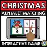 CHRISTMAS ACTIVITY KINDERGARTEN (BOOM CARD ELA) DECEMBER L