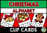 CHRISTMAS ALPHABET ACTIVITY (KINDERGARTEN LITERACY CENTER) DECEMBER MORNING WORK