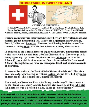 CHRISTMAS AROUND THE WORLD (30 NATIONS, 80 PP, WORD SEARCHES, BARGAIN!)