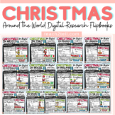 CHRISTMAS AROUND THE WORLD DIGITAL RESEARCH BUNDLE: GOOGLE