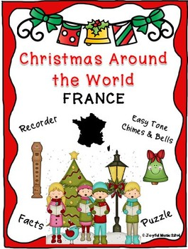 CHRISTMAS AROUND THE WORLD:  France - BRING A TORCH, JEANN