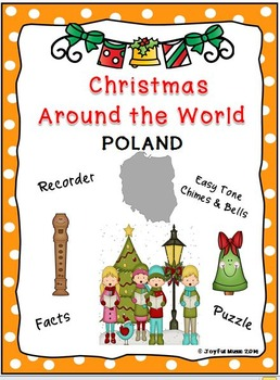 CHRISTMAS AROUND THE WORLD:  Poland – INFANT HOLY, INFANT LOWLY