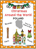 CHRISTMAS AROUND THE WORLD:  Poland – INFANT HOLY, INFANT LOWLY
