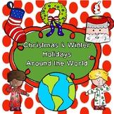 CHRISTMAS  / WINTER HOLIDAYS AROUND  THE  WORLD:  Task Car