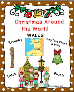 CHRISTMAS AROUND THE WORLD:  Wales - DECK THE HALL