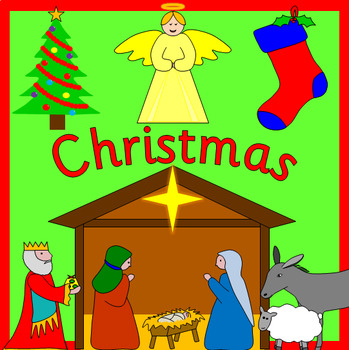 CHRISTMAS BUMPER thematic unit- THE NATIVITY