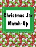 CHRISTMAS CANDY JAR MATCH-UP