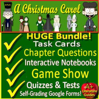 A Christmas Carol Novel Study Unit