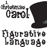 A CHRISTMAS CAROL Figurative Language