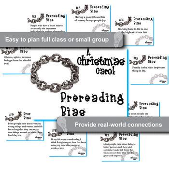 A CHRISTMAS CAROL PreReading Bias