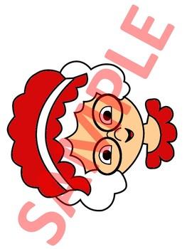 CHRISTMAS CHARACTERS | CHRISTMAS CLIPART
