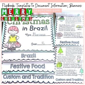 CHRISTMAS: CHRISTMAS AROUND THE WORLD {BRAZIL}