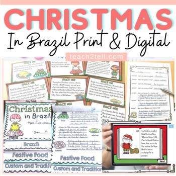 Christmas In Brazil.Christmas Christmas Around The World Christmas In Brazil