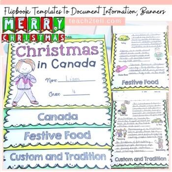 CHRISTMAS: CHRISTMAS AROUND THE WORLD {CANADA}