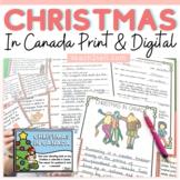 CHRISTMAS: CHRISTMAS AROUND THE WORLD: CHRISTMAS IN CANADA