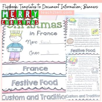 CHRISTMAS: CHRISTMAS AROUND THE WORLD {FRANCE}