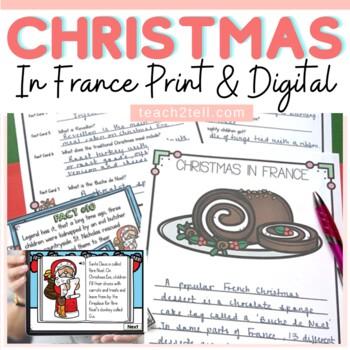 CHRISTMAS: CHRISTMAS AROUND THE WORLD: CHRISTMAS IN FRANCE