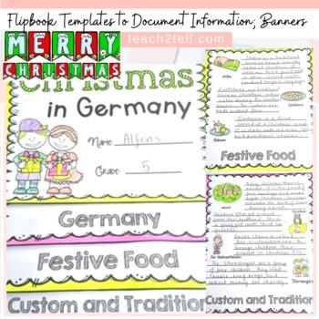 CHRISTMAS: CHRISTMAS AROUND THE WORLD {GERMANY}