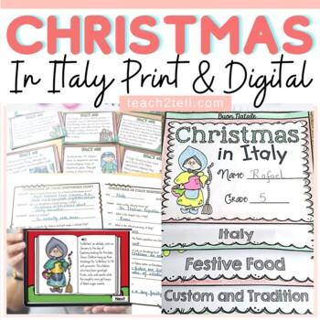 CHRISTMAS: CHRISTMAS AROUND THE WORLD {ITALY}
