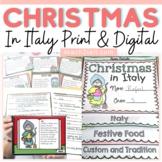 CHRISTMAS: CHRISTMAS AROUND THE WORLD: CHRISTMAS IN ITALY