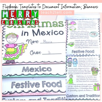 CHRISTMAS: CHRISTMAS AROUND THE WORLD {MEXICO}