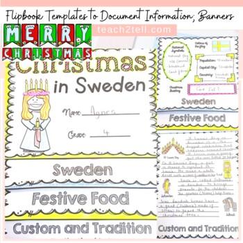 CHRISTMAS: CHRISTMAS AROUND THE WORLD {SWEDEN}