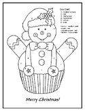 CHRISTMAS COLOR BY NUMBER, BUNDLE 25 PAGES, CHRISTMAS ACTIVITIES