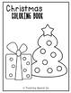 CHRISTMAS COLORING BOOK **FREEBIE**