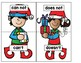 CHRISTMAS CONTRACTIONS MATCHING GAME