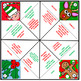 CHRISTMAS COOTIE CATCHER