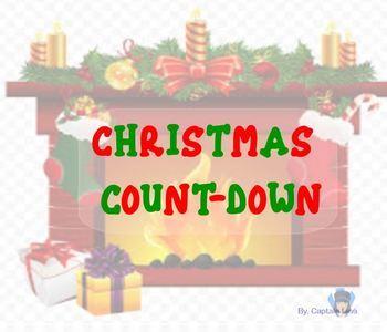CHRISTMAS COUNT-DOWN