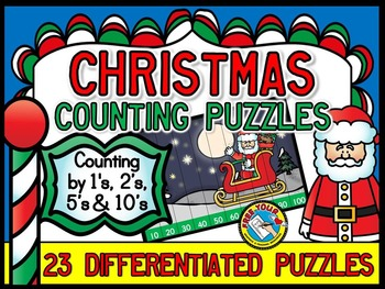 CHRISTMAS ACTIVITIES KINDERGARTEN, DECEMBER FIRST GRADE COUNTING PUZZLES