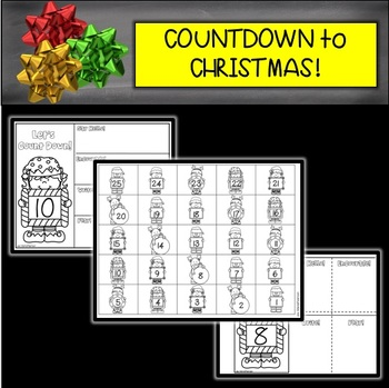Christmas Countdown with Random Acts of Kindness
