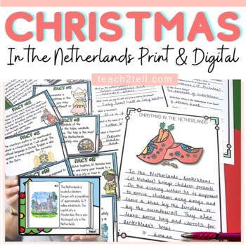 CHRISTMAS: Christmas around the world {the Netherlands}