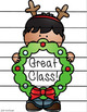 Behavior Incentive Puzzle- Christmas Theme