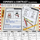 CHRISTMAS Compare and Contrast Passages & Printables