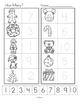 CHRISTMAS Count the Room for Preschool, Pre-K and Kindergarten