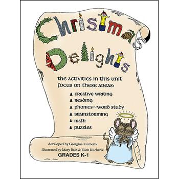 CHRISTMAS DELIGHTS Gr. K-1