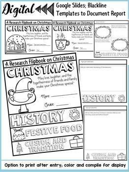 CHRISTMAS: DIGITAL RESEARCH REPORT FLIPBOOK: GOOGLE DRIVE: GOOGLE SLIDES
