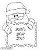 CHRISTMAS EVE POEM (original) AND ACTIVITIES