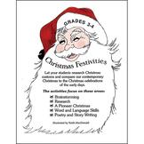 CHRISTMAS FESTIVITIES  Gr. 3-4
