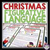 CHRISTMAS FIGURATIVE LANGUAGE - 5 STORIES